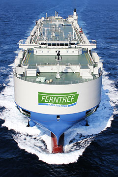 Ferntree Container Ship